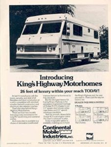 Vintage Motorhomes - GMCMI