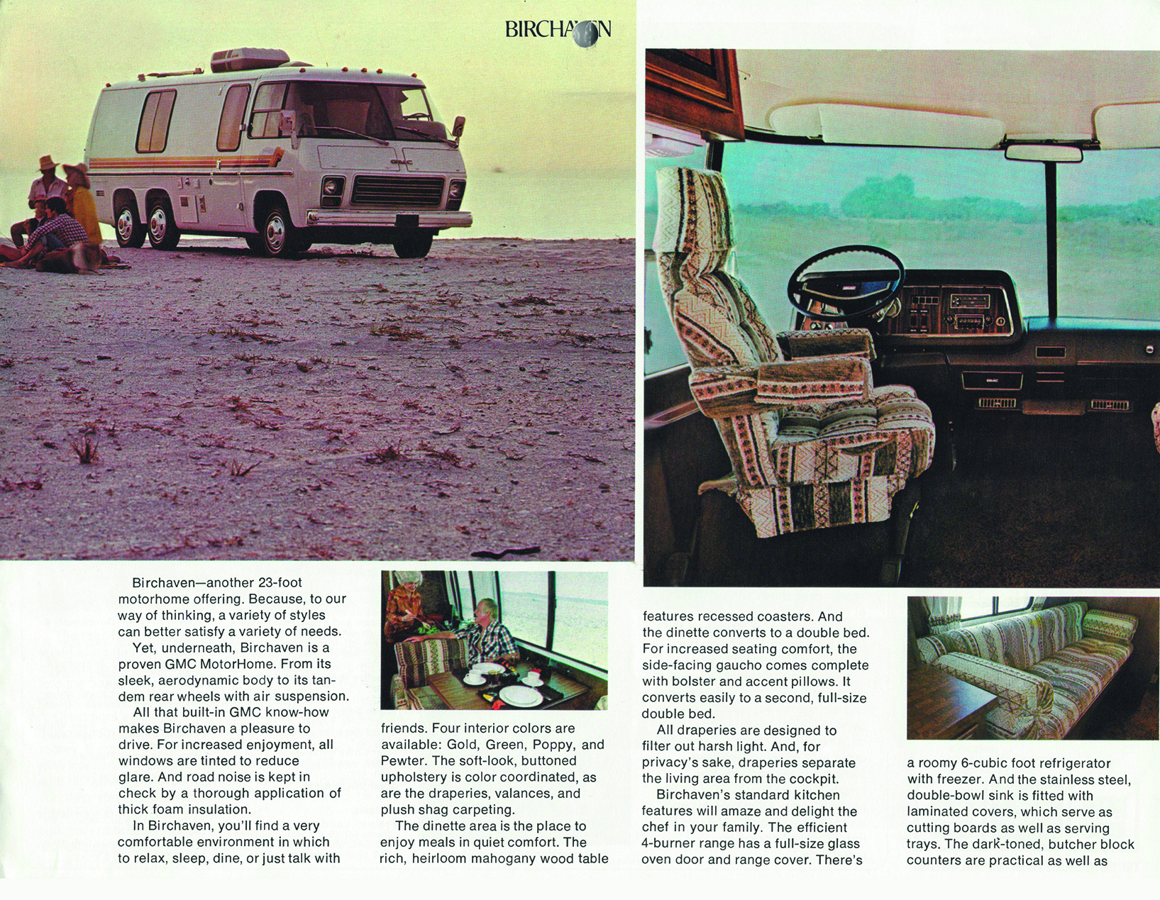 1976 birchaven brochure – black background (source: bill bryant)
