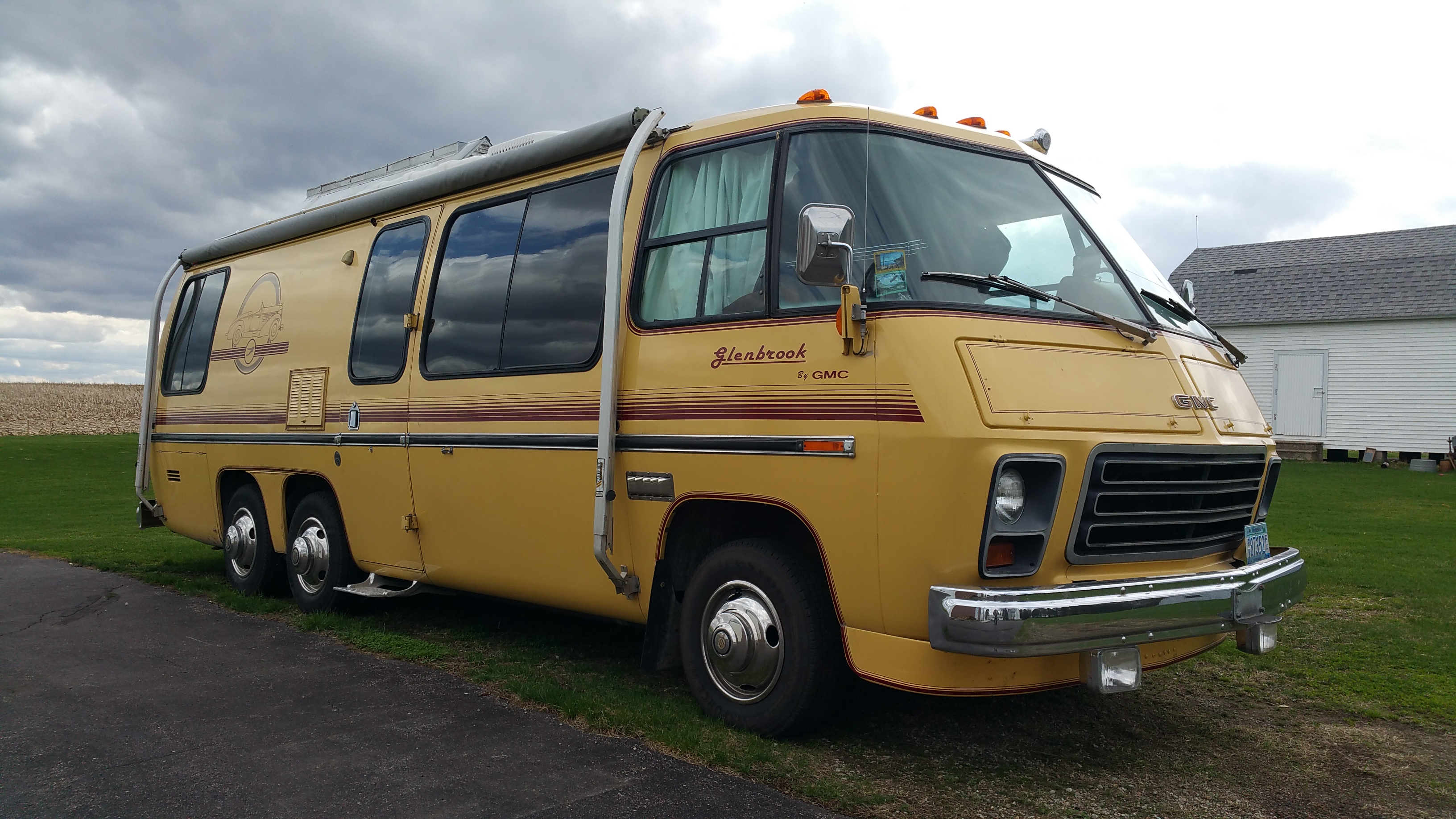 Gmc motorhomes for sale for Gmc motor homes for sale